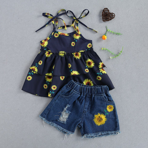 Elle Sunflower Set