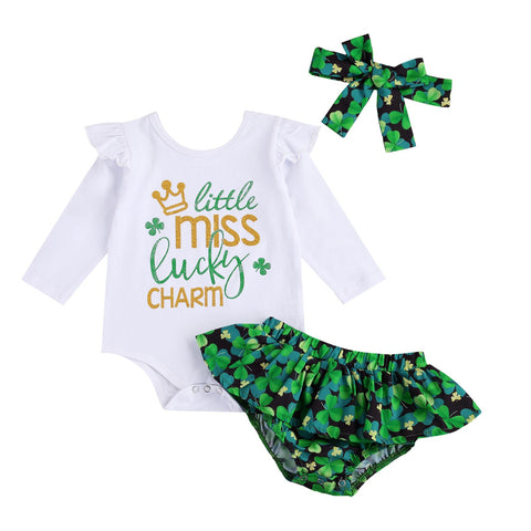 Miss Lucky Charm Set