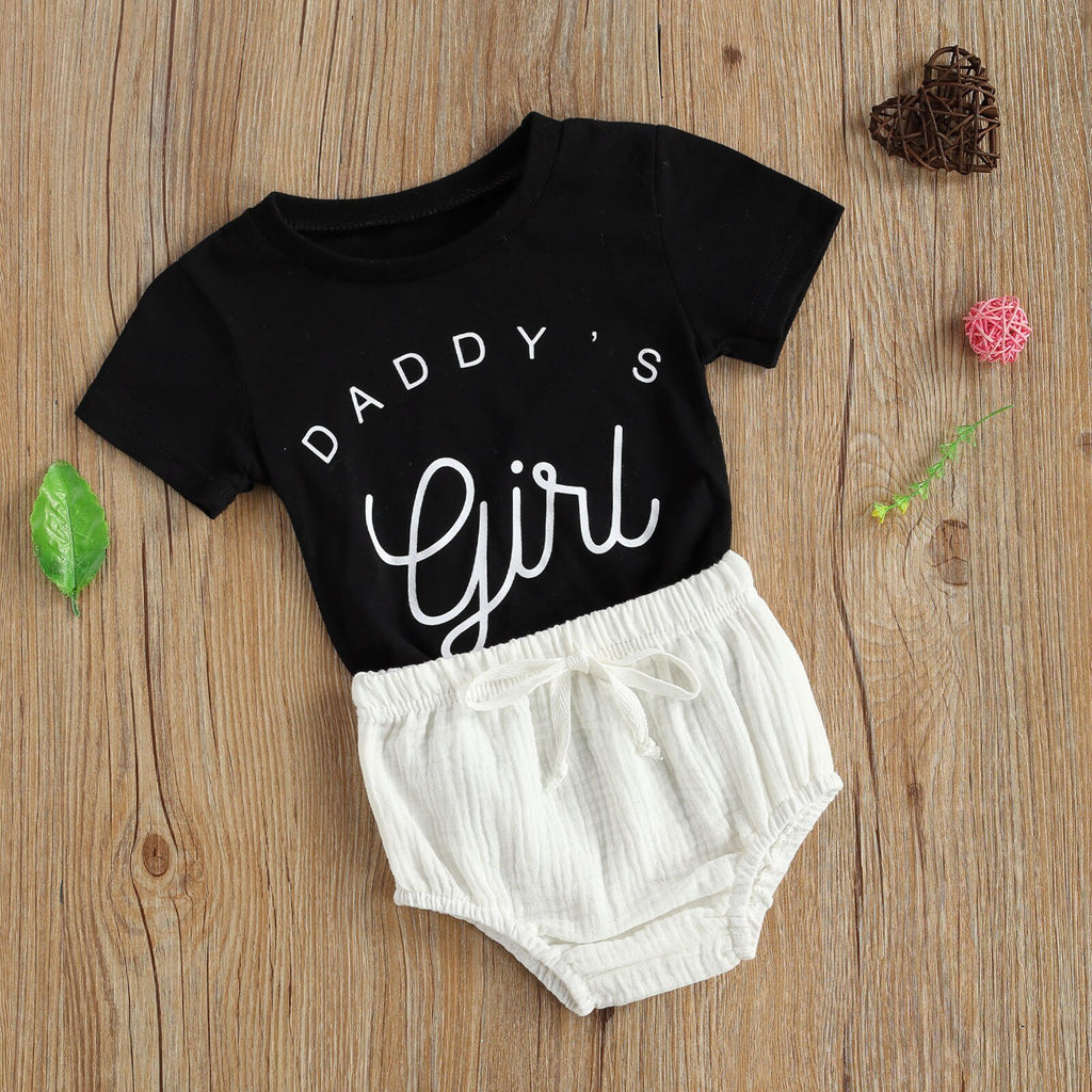 Comfy Daddy's Girl Set