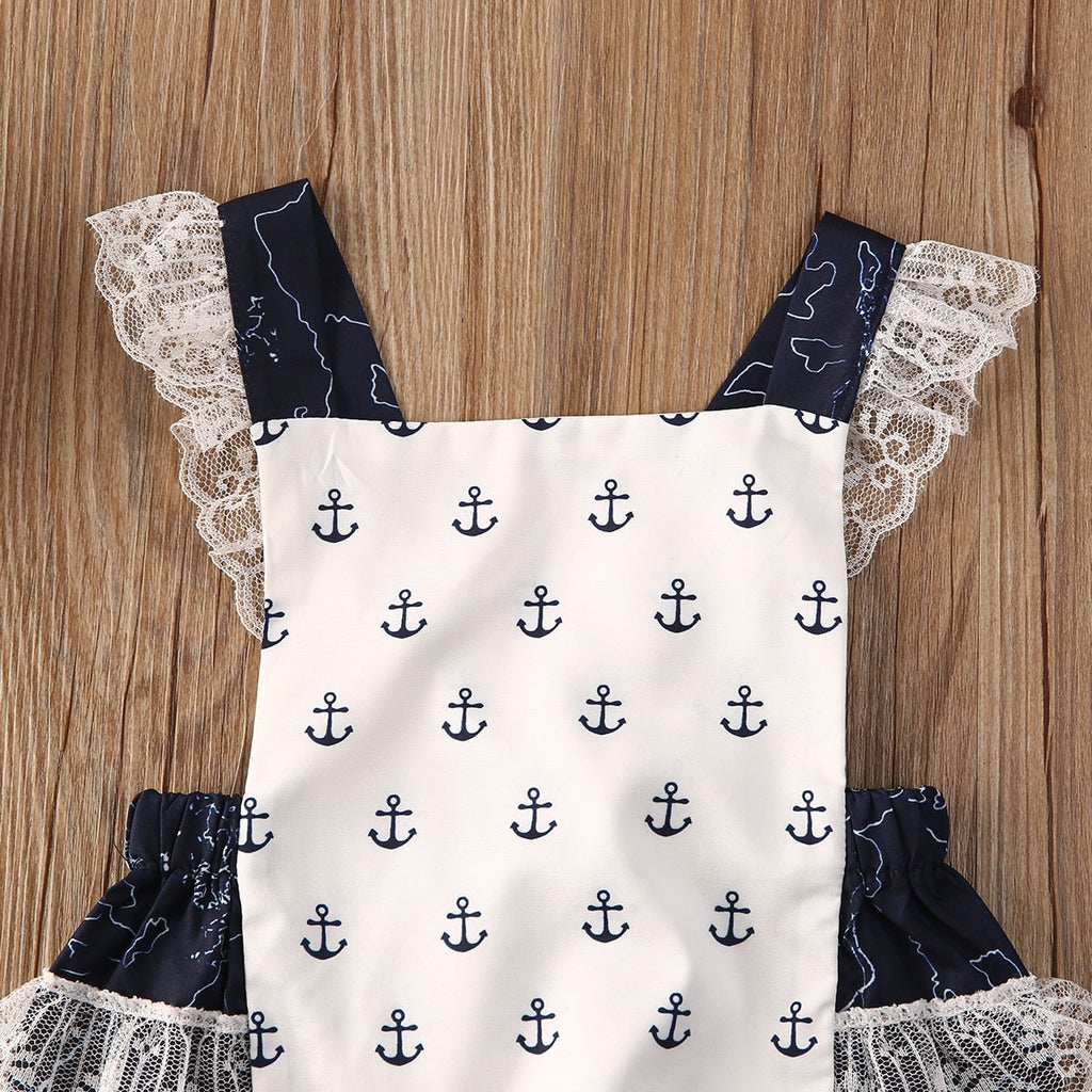 Miss Sailor Playsuit