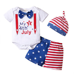 First 4th Of July Elegant Set