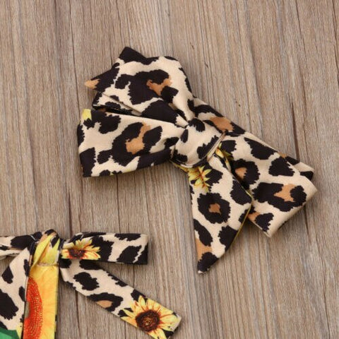 Chandra Leopard Set