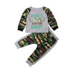 Hunting Buddy Camo Set