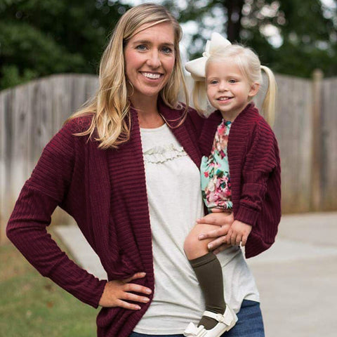 Trendy Cardigan - 2 colors