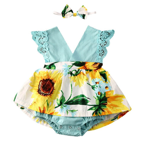 Ivy Sunflower Set