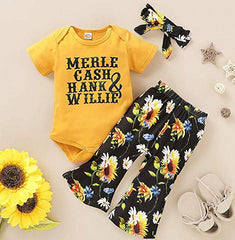 Country Sunflower Set