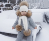 Image of Big Pom Pom Winter Set - 8 colors