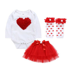 Rose Heart Set