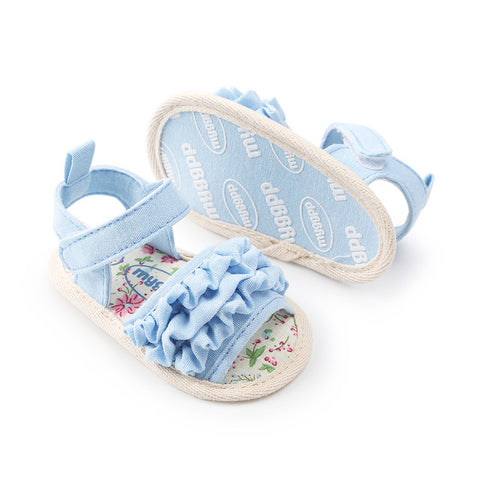 Cute Ruffle Sandals