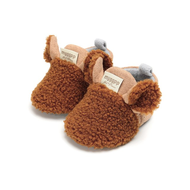 Softies Baby Shoes