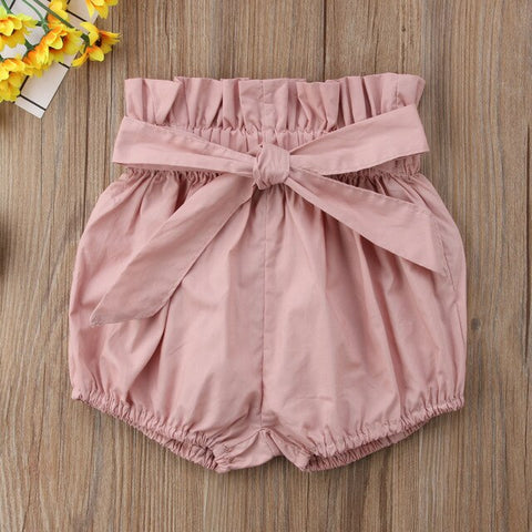 Retro Little Shorts