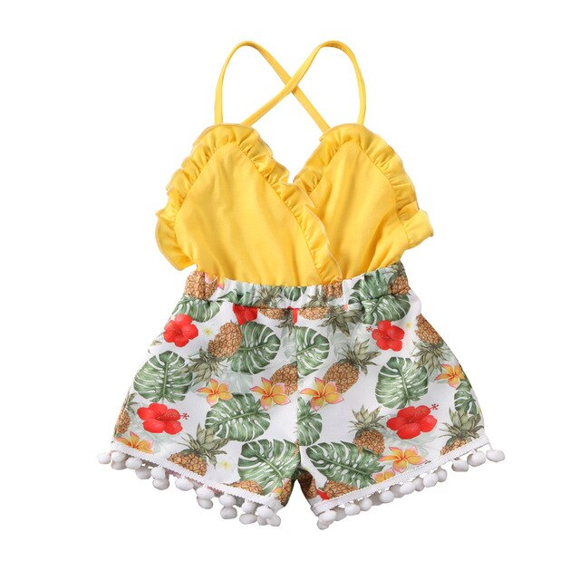 Leah Summer Romper - 4 designs