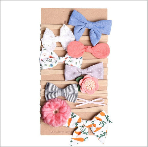 Cute Baby Headband - 10 designs