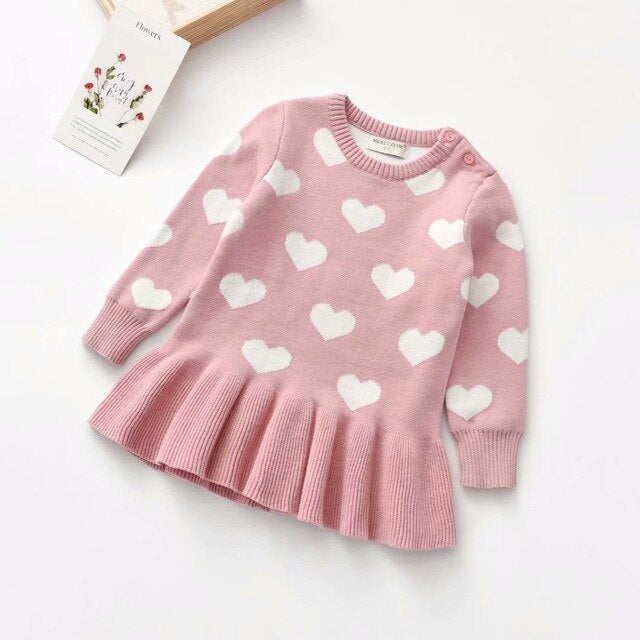 Love Sweater Dress