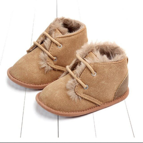 Infant Warm Booties