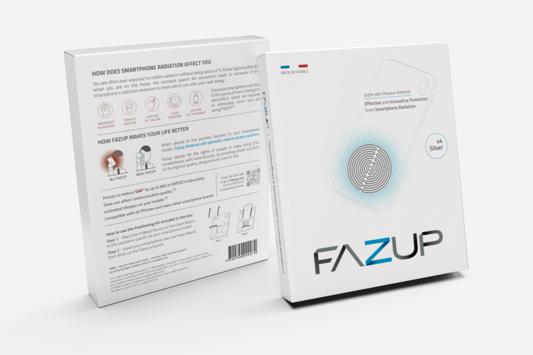 Fazup Family Pack