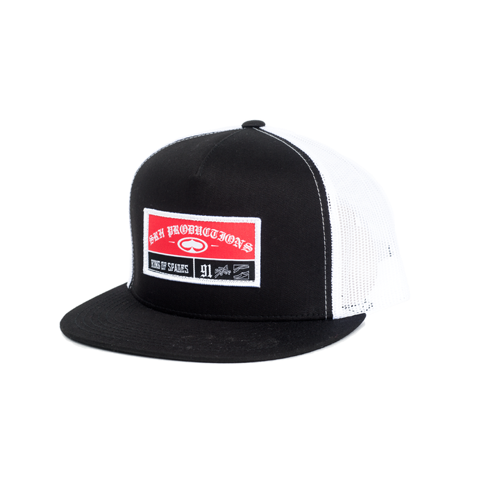 Stitched Snapback Hat