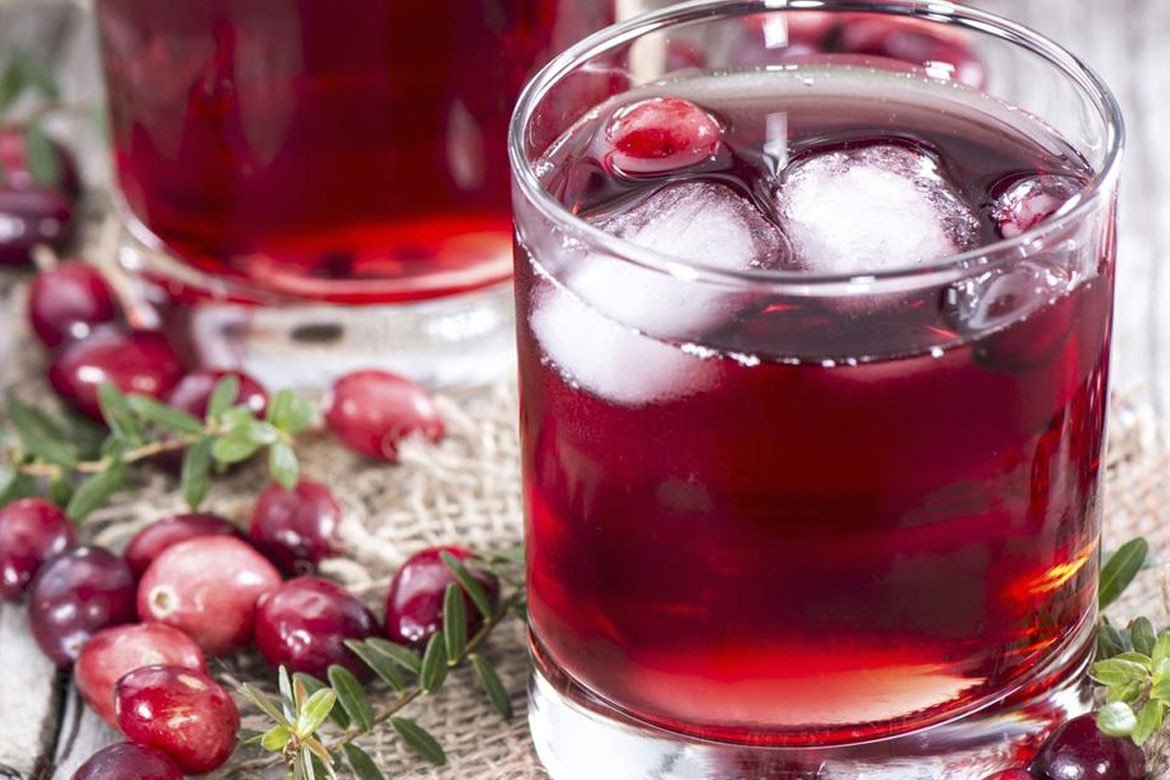 Cranberry Grape Sparkler