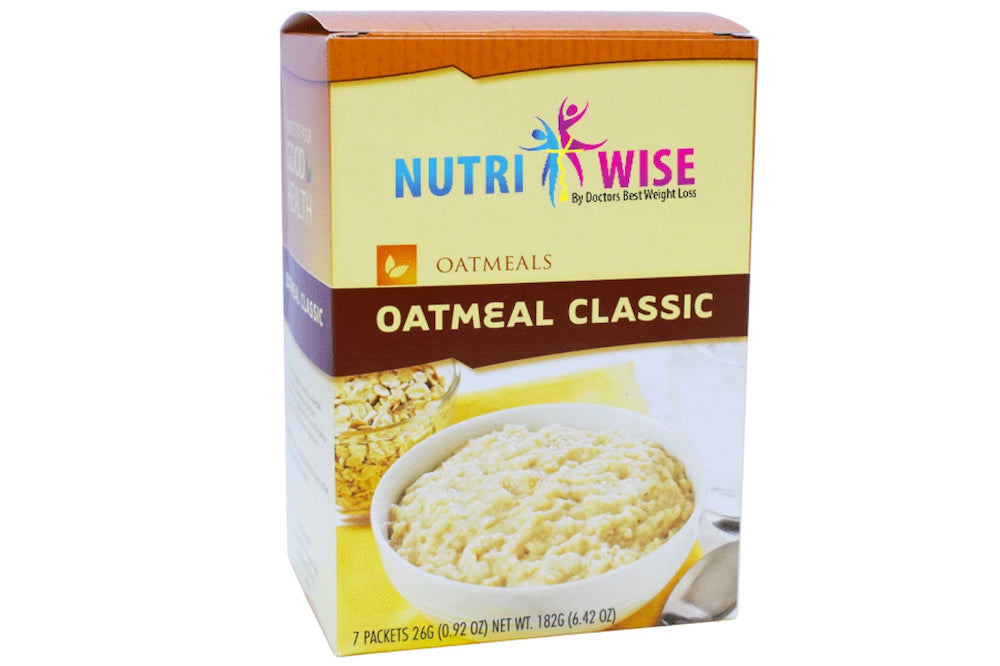 Nutriwise High Protein Oatmeal Product Spotlight