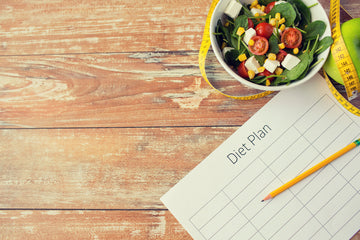 A One-Week Meal Plan Just for You!