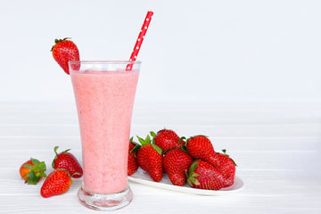Strawberry Diet Protein Shake Product Spot Light