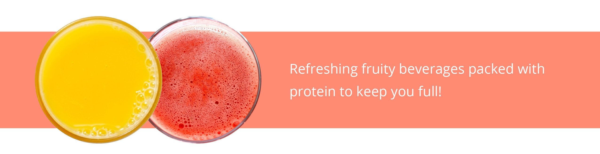 Protein Fruit Drinks