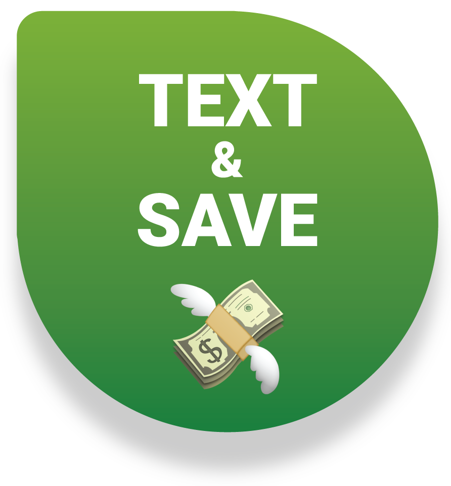 Text and Save