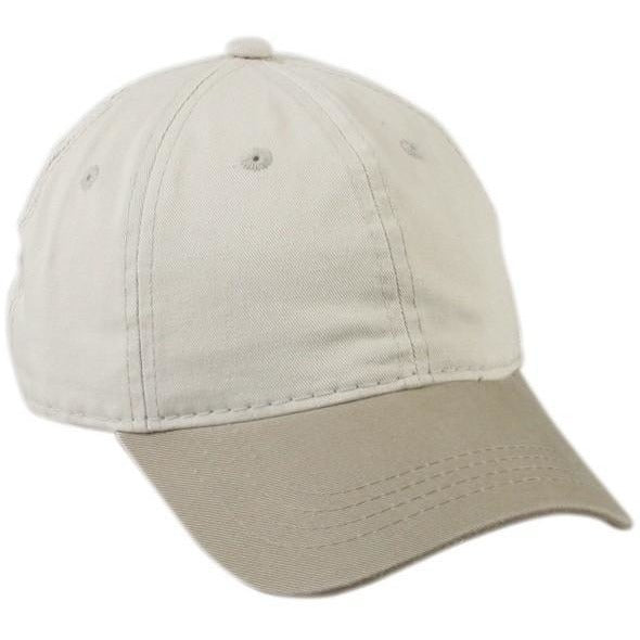 111 Unstructured Cotton Twill Cap