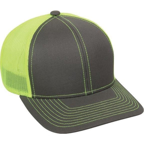 800 Structured Mesh Back Cap