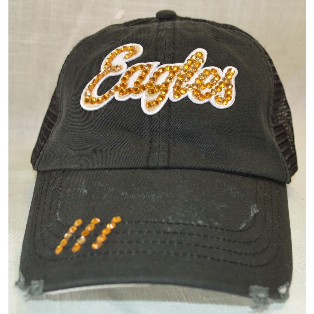 Abilene High Eagles - Rhinestone Cap