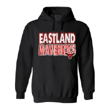 Eastland Mavericks - Stripes & Dots Hoodie