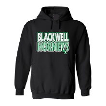 Blackwell Hornets - Stripes & Dots Hoodie