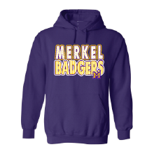 Merkel Badgers - Stripes & Dots Hoodie