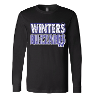 Winters Blizzards - Stripes & Dots Long Sleeve T-Shirt