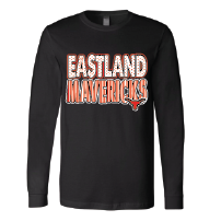 Eastland Mavericks - Stripes & Dots Long Sleeve T-Shirt