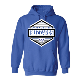 Winters Blizzards - Hexagon Hoodie