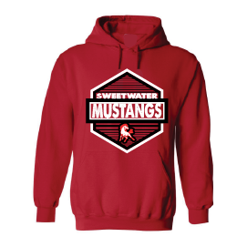 Sweetwater Mustangs - Hexagon Hoodie