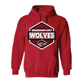 Colorado City Wolves - Hexagon Hoodie