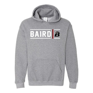 Baird Bears - Simple Stripe Hoodie