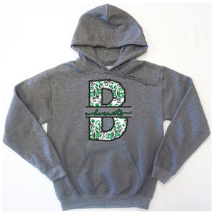 Blackwell Hornets - Stitched Flowers Hoodie