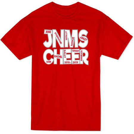 Cheerleading- JNMS- Cheer