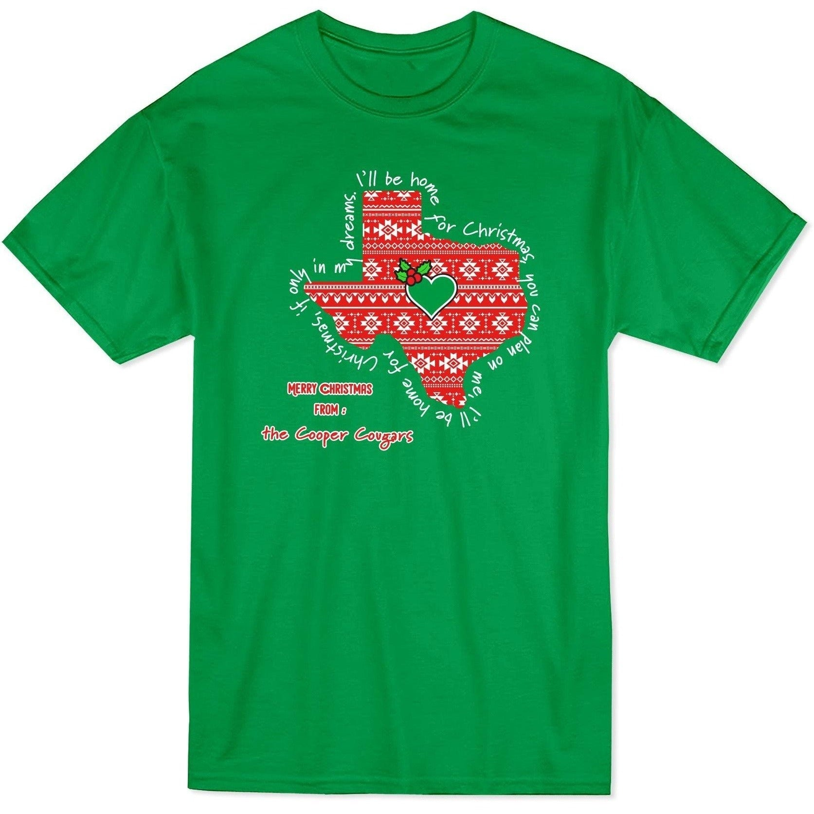 Christmas- Texas Ugly Sweater
