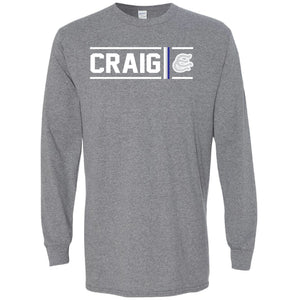 Craig Colts - Simple Stripe Long Sleeve T-Shirt