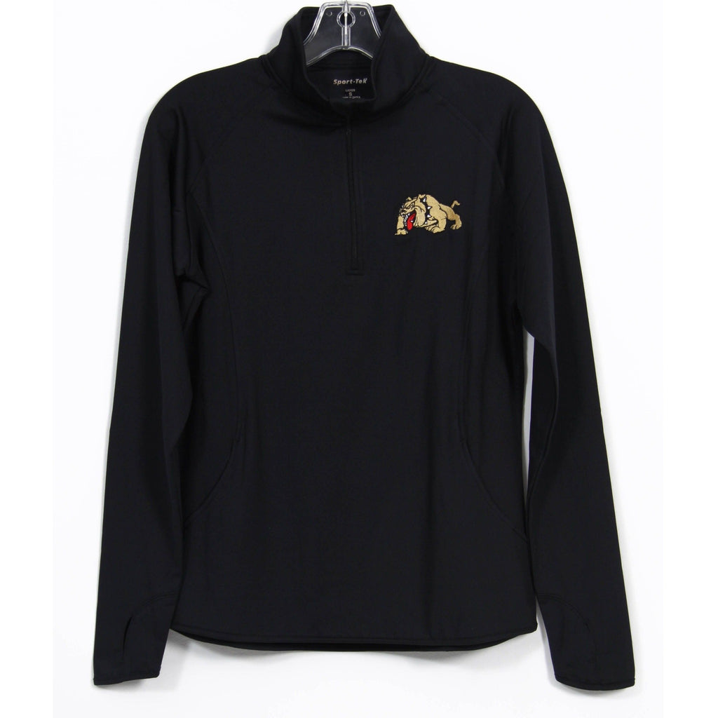 Clyde Bulldogs - Ladies Pullover Jacket