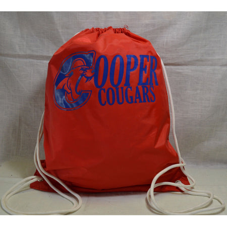 Cooper Cougars - Drawstring Bag