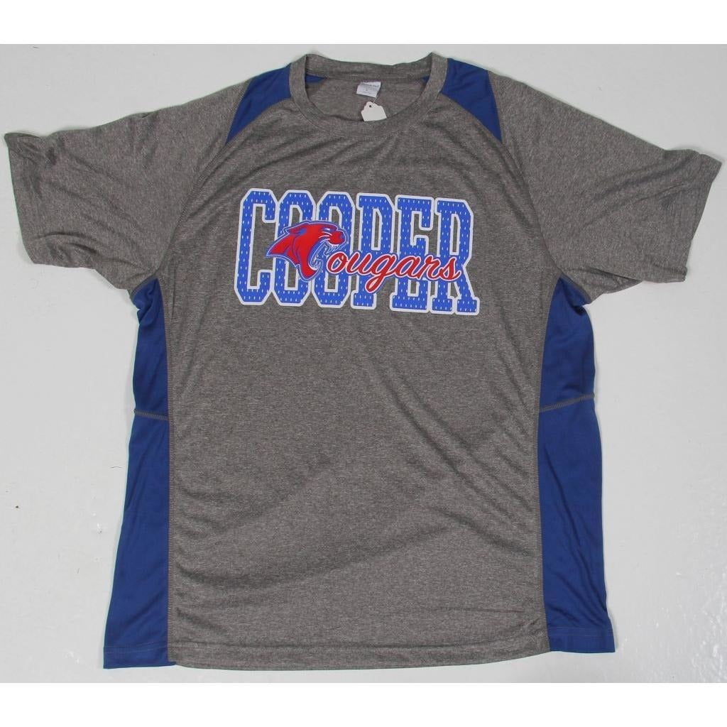 Cooper Cougars - Wicking T-Shirt