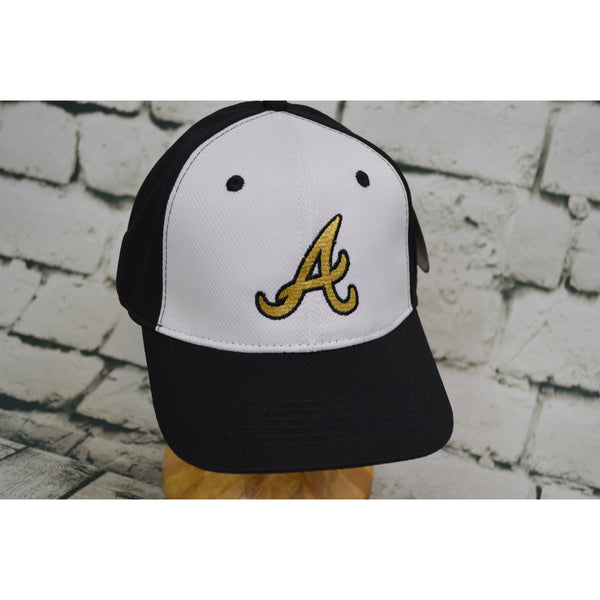 Abilene High Eagles - Fitted White & Black Cap
