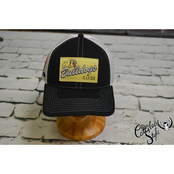 Clyde Bulldogs - Patch Mesh Cap