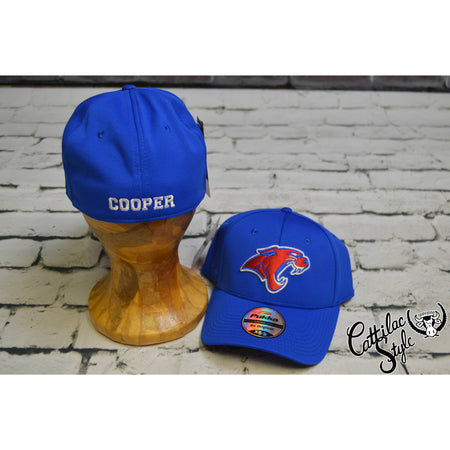 Cooper Cougars - Fitted Cap