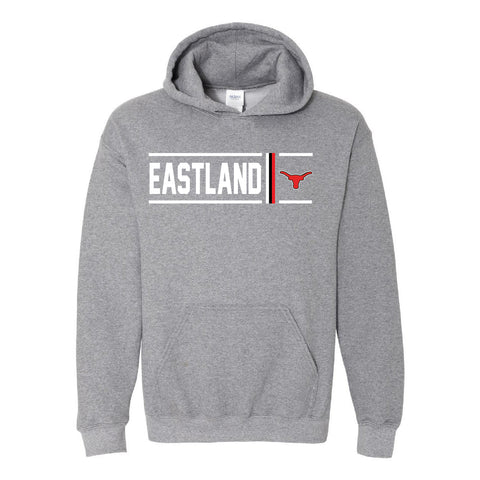 Eastland Mavericks - Simple Stripe Hoodie